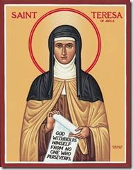 St. Teresa of Avila 1015