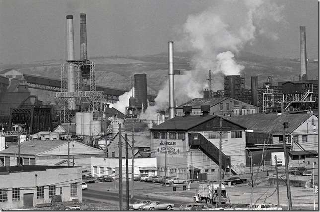 Clairton Steel Mill 1