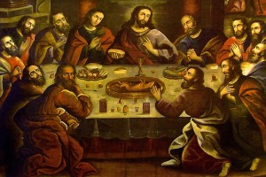 Marcos Zapata - The Last Supper