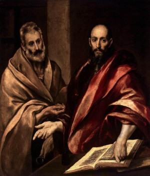 Peter and Paul - El Greco