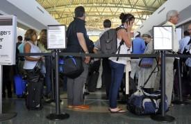TSA Security Lines 1