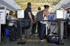 TSA Security Lines 1
