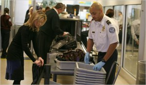 TSA Security Lines 2