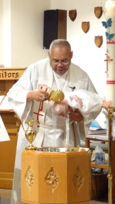 BAPTISM AT COVENANT