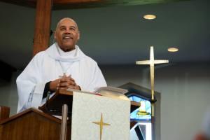2015-05-03 Preaching at Christ Lutheran Church in Avon [2]