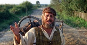 Chaim Topol as Tevye - Fiddler on the Roof