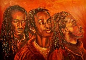 Artwork by Lois Cordelia