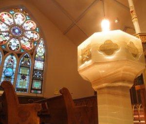 Trinity Baptismal Font [2]