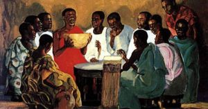 The Life of Jesus Christ: An African Interpretation by the Mafa People in Cameroon.