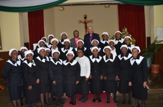The Women's Prayer League of Phodisha Ditshaba.