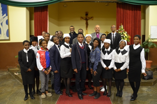 The Youth League of Phodisha Ditshaba.