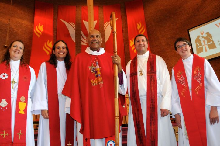 Ordination, August 27, 2016