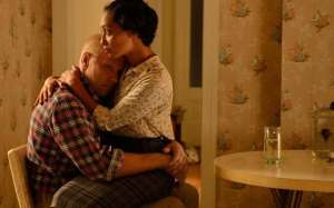 "Joel Edgerton and Ruth Negga, in ""Loving"""