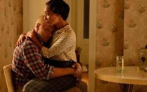 """Joel Edgerton and Ruth Negga, in """"Loving"""""""