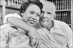 The real Mildred and Richard Loving (NY Times Photo)