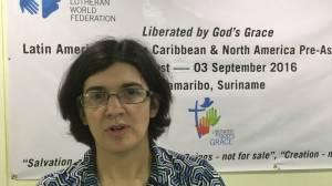 The Rev. Monica Villareal