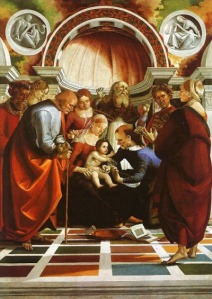 The Circumcision by Luca Signorelli